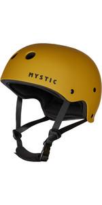 2021 Mystic MK8 Helmet 210127 - Mustard