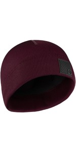 2020 Mystic Beanie 2mm Neoprene 210095 - Oxblood Red