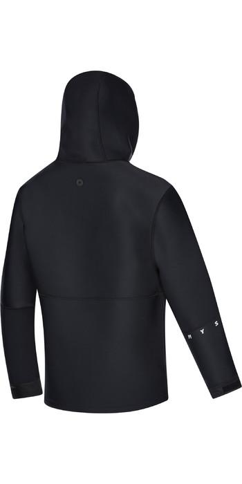 2021 Mystic Voltage Sweat 4mm Neoprene Hoodie 210130 - Black
