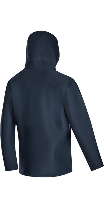 2021 Mystic Star Sweat 2mm Neoprene Hoodie 210131 - Night Blue
