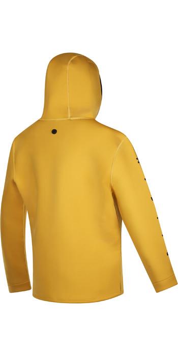 2021 Mystic Star Sweat 2mm Neoprene Hoodie 210131 - Mustard