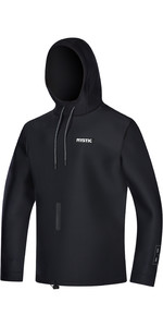 2021 Mystic Star Sweat 2mm Neoprene Hoodie 210131 - Black