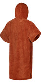 2021 Mystic Teddy Change Robe / Poncho 210133 - Rusty Red