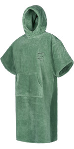 2021 Mystic Teddy Change Robe / Poncho 210133 - Sea Salt Green