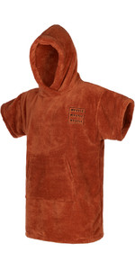 2021 Mystic Junior Teddy Change Robe / Poncho 210135 - Rusty Red