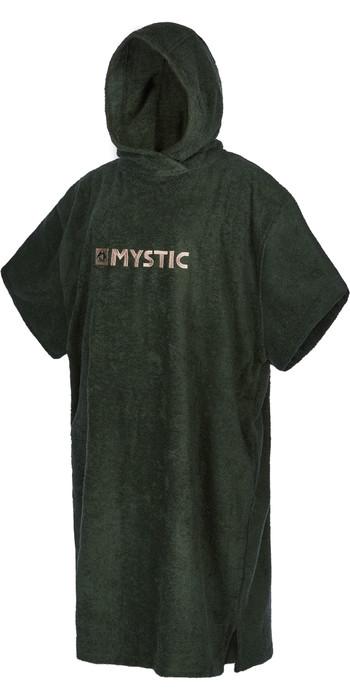 2021 Mystic Regular Change Robe / Poncho 210138 - Dark Leaf
