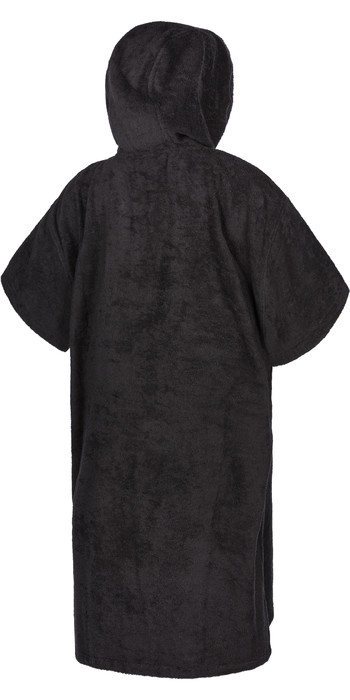 2021 Mystic Regular Change Robe / Poncho 210138 - Black