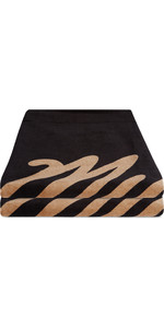 2021 Mystic Towel Quickdry 210153 - Black Allover