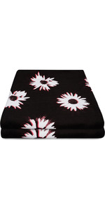 2021 Mystic Towel Quickdry 210153 - Black / White