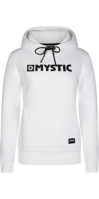 2021 Mystic Womens Brand Hoodie 210033 - White