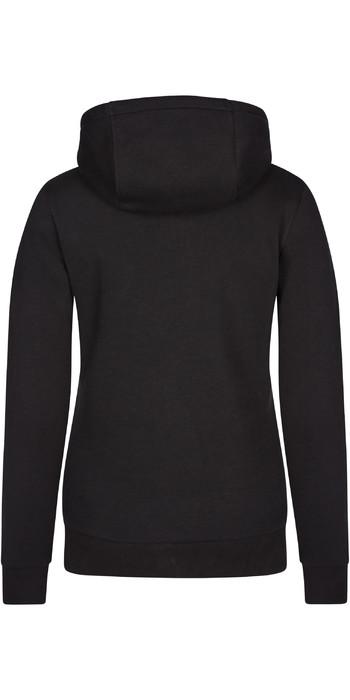 2021 Mystic Womens Brand Hoodie 210033 - Black