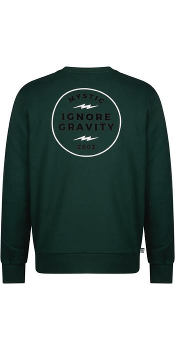 2021 Mystic Mens The Zone Sweatshirt 210208 - Cypress Green