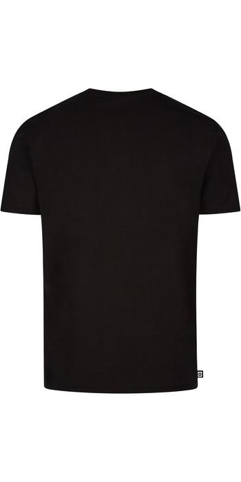2021 Mystic Mens Foolish T-Shirt 210222 - Black