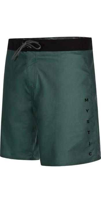 2021 Mystic Mens Brand Boardshort 210187 - Cypress Green