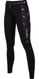 2021 Mystic Womens Diva 2mm Wetsuit Trousers 200076 - Black