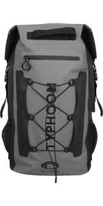 2021 Typhoon Osea 20L Dry Backpack 360350 - Graphite / Black