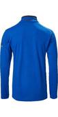 2021 Musto Mens Sardinia 1/2 Zip Fleece 82021 - Olympian Blue