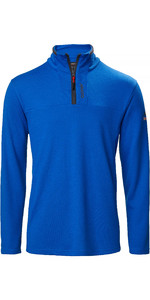2021 Musto Mens Sardinia 1/2 Zip Fleece 82021 - Olympian Blue