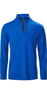 2020 Musto Mens Sardinia 1/2 Zip Fleece 82018 - Olympian Blue