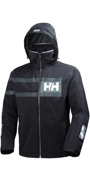 2018 Helly Hansen Salt Power Jacket Black 36278