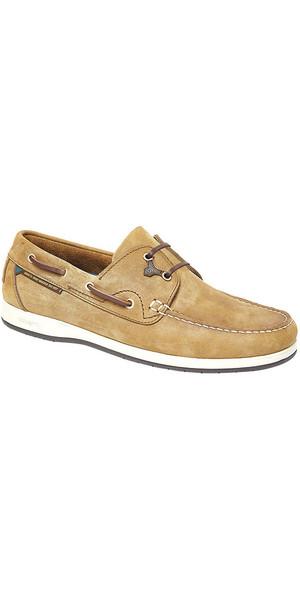 2018 Dubarry Sailmaker x LT Deck Shoes Sand 3722