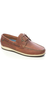 2020 Dubarry Sailmaker x LT Deck Shoes Chestnut 3722