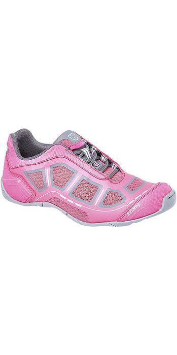 2020 Dubarry Womens Easkey Aquasport Shoes / Trainers Pink 3729