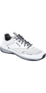 2020 Dubarry Racer Aquasport Shoes / Trainers White 3734