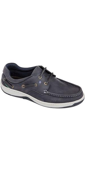 2018 Dubarry Navigator Deck Shoes Navy 3730
