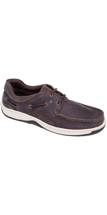 2020 Dubarry Navigator Deck Shoes Old Rum 3730