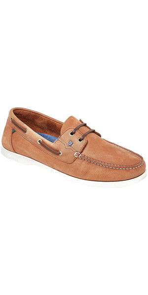 2018 Dubarry Port Deck Shoes Russett 3735