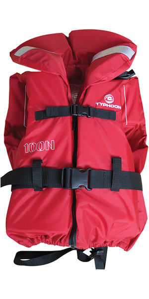 2018 Typhoon Junior 100N Foam Lifejacket 410121