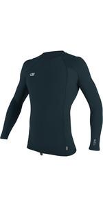 2019 O'Neill Premium Skins Long Sleeve Rash Vest Slate 4170B