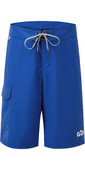 2021 Gill Mens Mylor Board Shorts Blue 4451