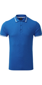 2020 Gill Mens Helford Polo Blue 4453