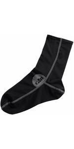 2019 Gill Stretch Drysuit Sock in BLACK 4516