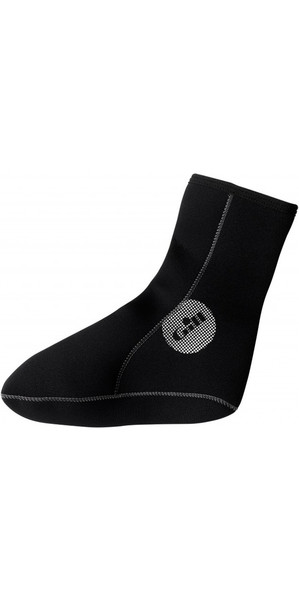 2019 Gill 3mm Neoprene Socks BLACK 4517