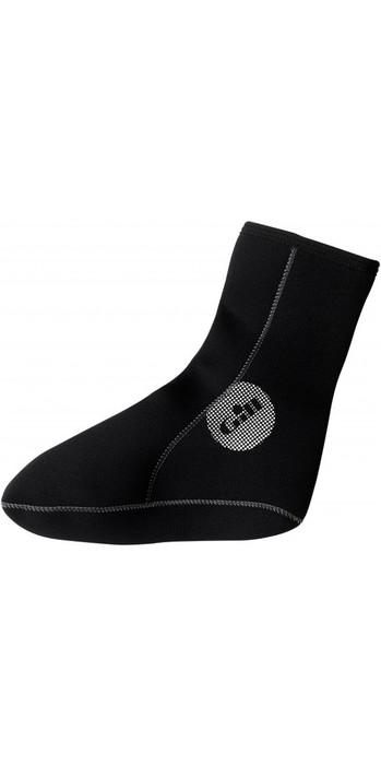 2021 Gill 3mm Neoprene Socks BLACK 4517