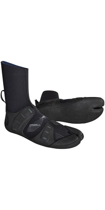 2020 O'Neill Mutant 6/5/4mm Internal Split Toe Boots Black / Graphite 4794