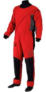 2019 Gill Junior Pro Front Zip Drysuit Red 4803J