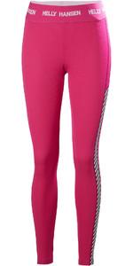 2019 Helly Hansen Womens Lifa Base Layer Trouser Dragon Fruit 48331