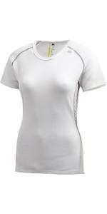 Helly Hansen Ladies Dynamic S / S Base Layer T-Shirt Bright White 48583 2ND