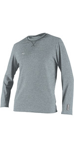 2020 O'Neill Mens Hybrid Long Sleeve Surf Tee Cool Grey 4879