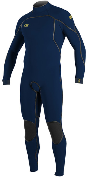 2018 O'Neill Psycho One 3/2mm Back Zip Wetsuit Abyss 4964