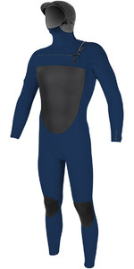 2018 O'Neill O'riginal 6/5/4mm Hooded Chest Zip Wetsuit Abyss 4973