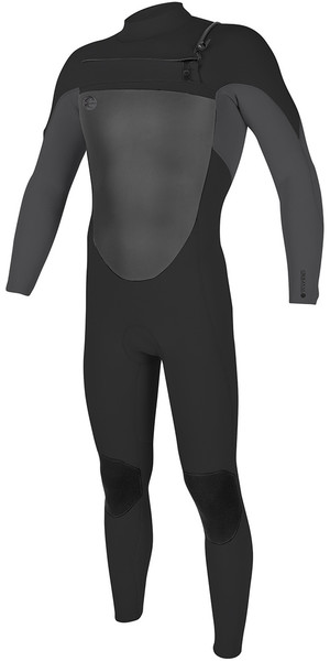 2018 O'Neill O'riginal 5/4mm Chest Zip Wetsuit Midnite Oil / Smoke 4996
