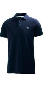Helly Hansen Transat Polo Shirt NAVY 50583