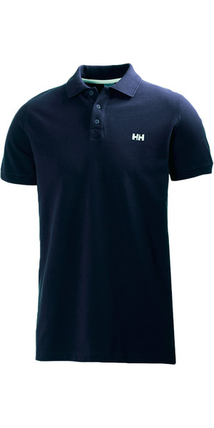2018 Helly Hansen Transat Polo Shirt NAVY 50583