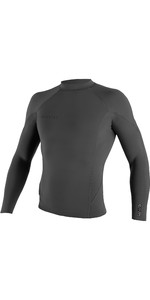 2019 O'Neill Mens Reactor II 1.5mm Neoprene Long Sleeve Top Slate / Cool Grey 5080