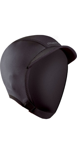 2019 O'Neill 2mm Sport Neoprene Cap Black 5109